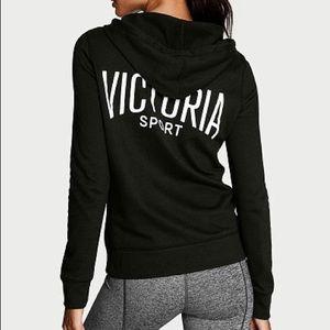 Victoria Sport Zip-Up Hoodie